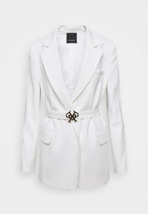 COLA JACKET - Kort kappa / rock - white