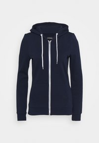 Even&Odd Tall - Zip-up hoodie - dark blue - 0