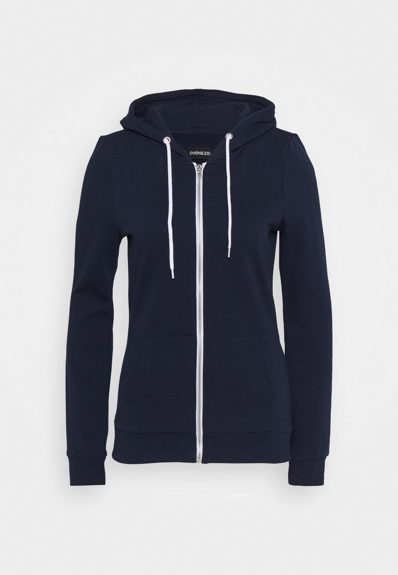 Even&Odd Tall - Zip-up hoodie - dark blue