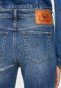 Diesel - Slim fit jeans - medium blue - 4