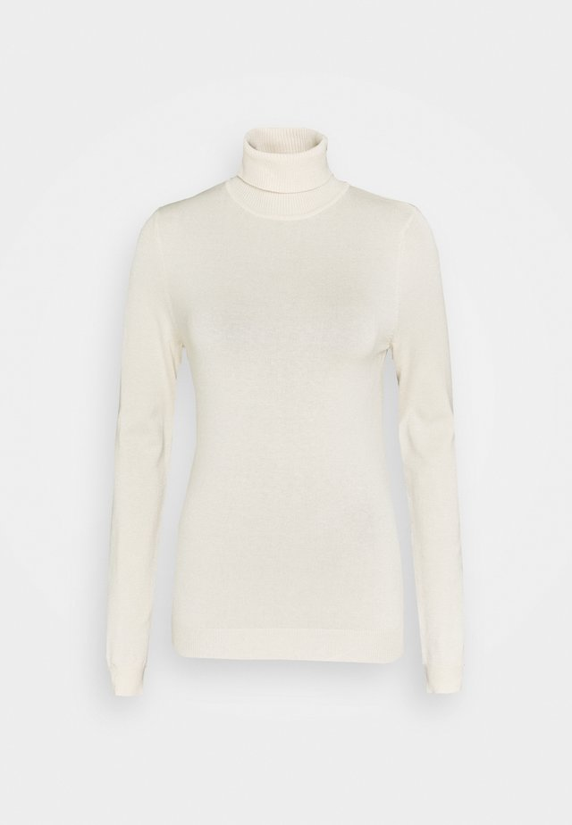 VMGLORY ROLLNECK - Jumper - birch
