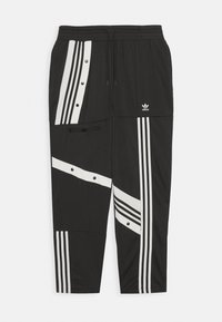 adidas Originals - CATHARI - Tracksuit bottoms - black - 6