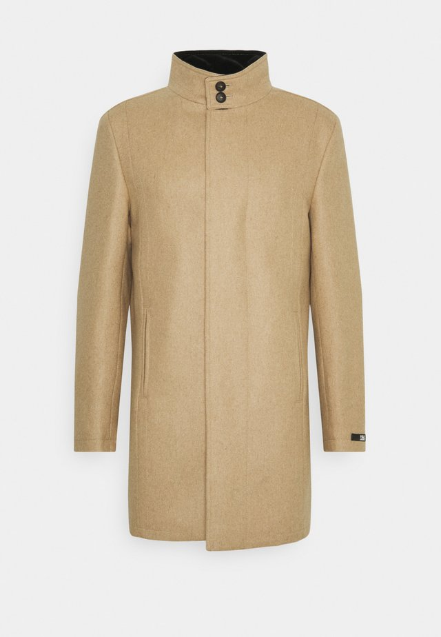 COAT FLIGHT  - Classic coat - camel