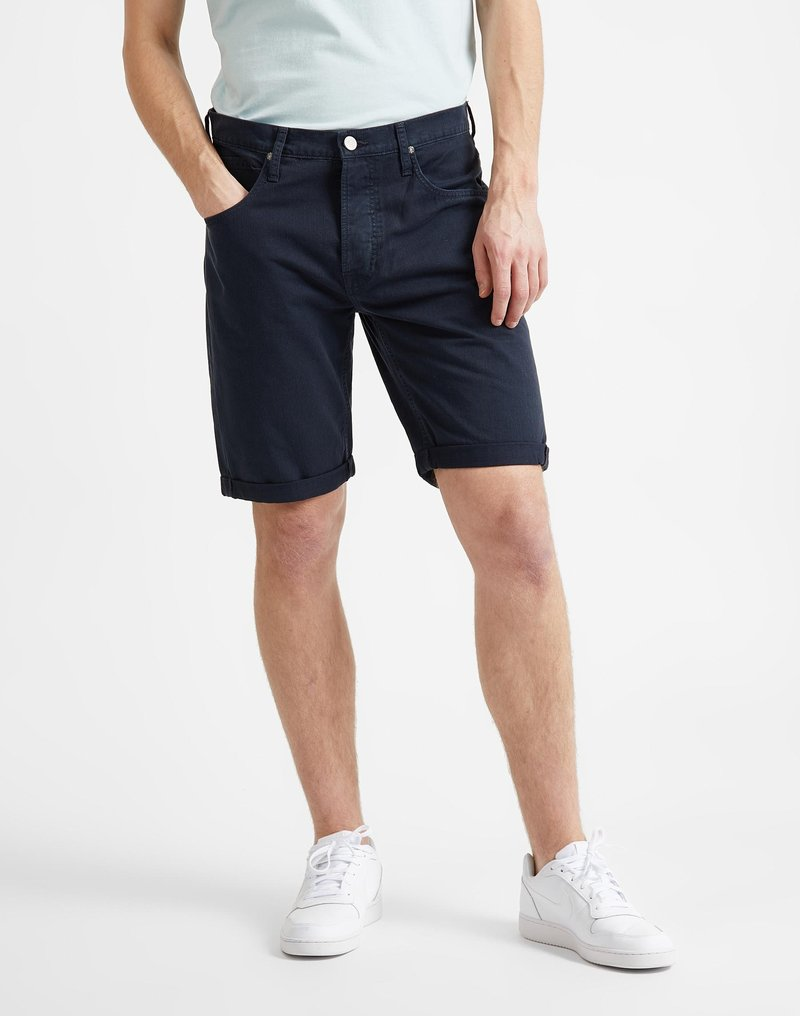 Lee - Denim shorts - sky captain