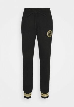 Joggebukse - black/gold