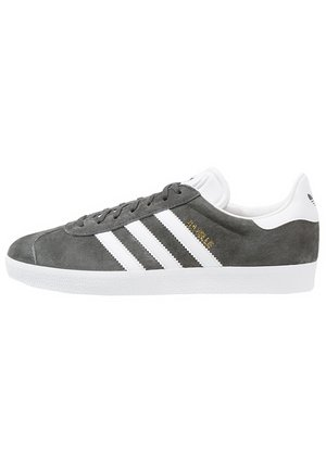 GAZELLE - Baskets basses - dgsogr/white/goldmt
