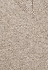 ONLY - ONLLELY  - Jumper - beige/with melange - 2