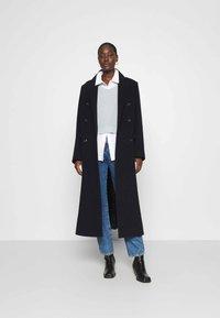 Mavi - LOLA - Straight leg jeans - dark blue denim - 1