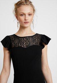 mint&berry - Jersey dress - black - 4