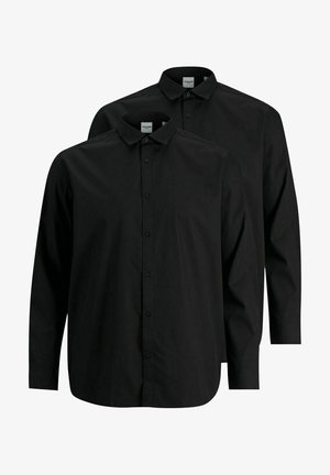 2 PACK - Overhemd - black