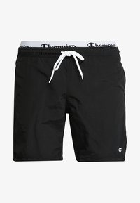 Champion - BEACH - Swimming shorts - black - 2