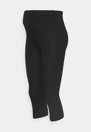 CAPRI ESTILL - Leggings - Trousers - black