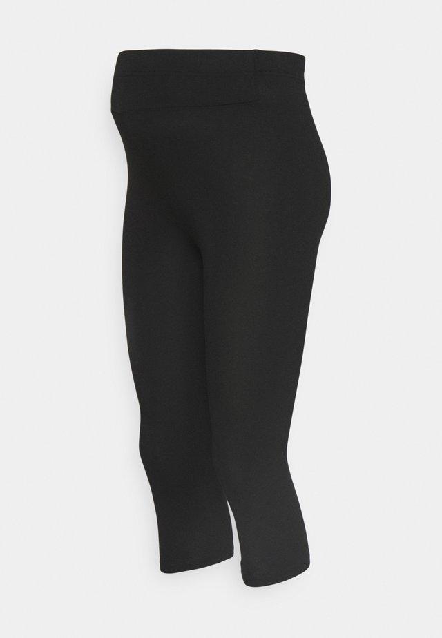 CAPRI ESTILL - Leggings - Trousers - black