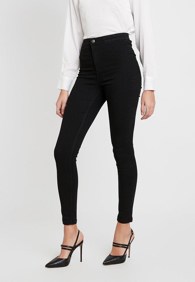 VMJOY MIX - Jeans Skinny Fit - black