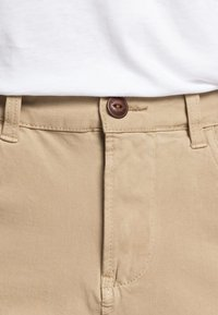 Quiksilver - KRANDY - Trousers - brown - 4