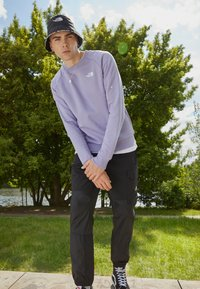 The North Face - RAGLAN REDBOX CREW NEW  - Sweatshirt - sweet lavender - 1