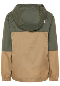 The North Face - YOUTH YAFITA WIND 1/4 ZIP - Outdoorjas - thyme - 1