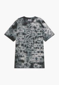 Grunt - NJORD TEE - Print T-shirt - jet black - 0