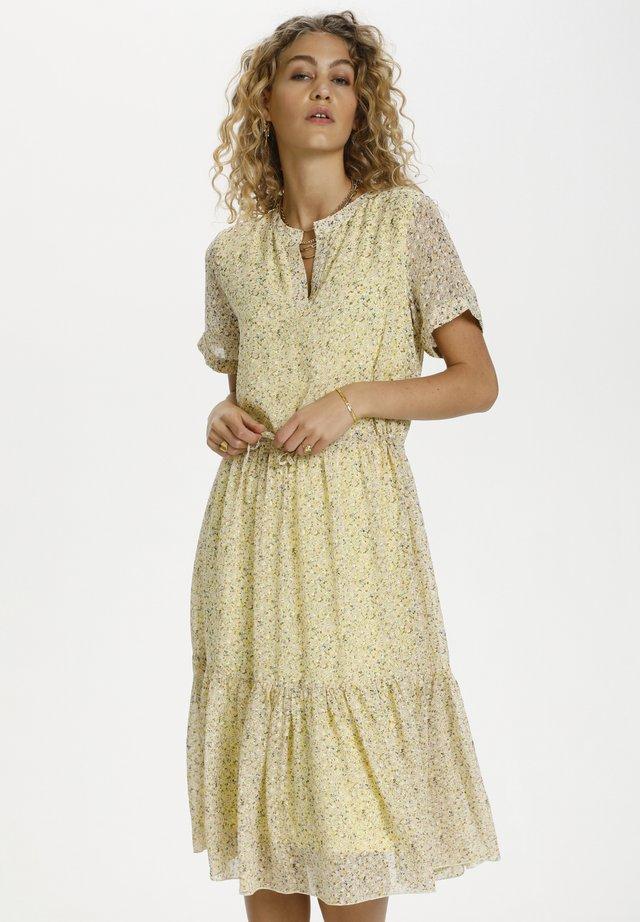 Vestito estivo - afterglow print