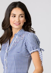 Stockerpoint - FLAVIA - Button-down blouse - blue - 3