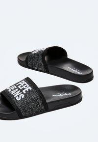 Pepe Jeans - Mules - black - 4