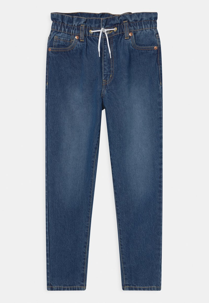 Levi's® - HIGH LOOSE TAPER  - Jeans Relaxed Fit - blue denim