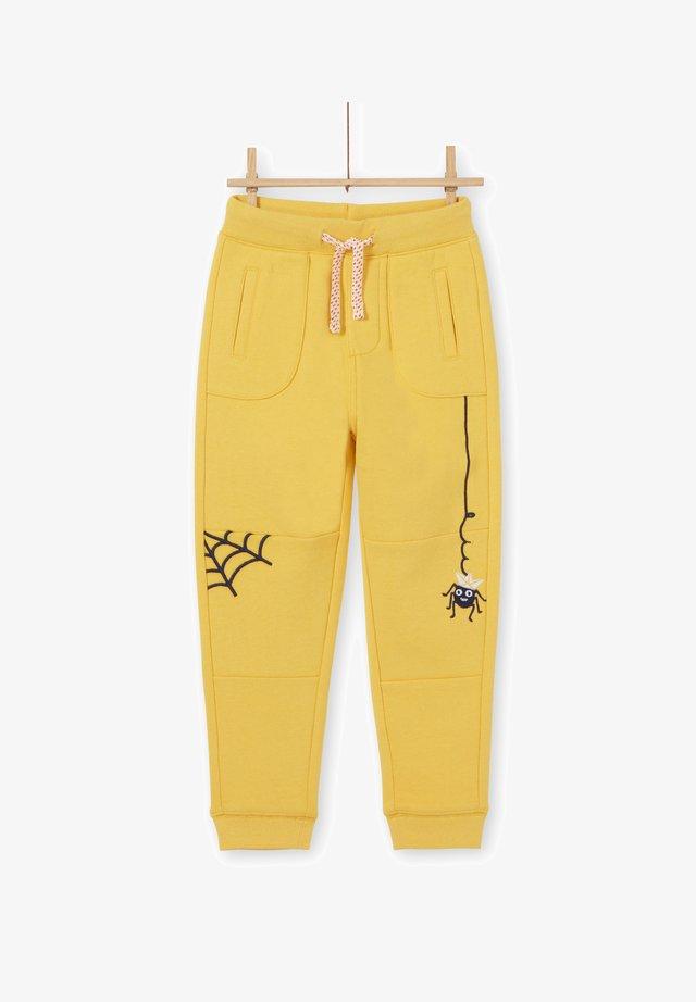 Pantalones deportivos - yellow