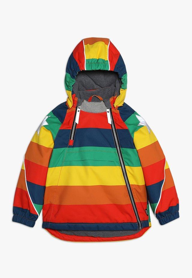 HOPLA - Waterproof jacket - rainbow