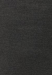 Brave Soul - QUAZAR - Stickad tröja - charcoal marl - 2