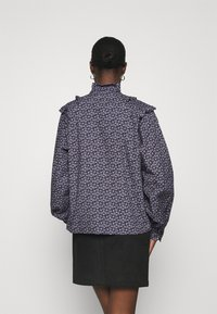 Résumé - CHELSEA BLOUSE - Button-down blouse - navy - 2