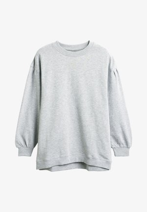LONG SLEEVE LIGHTWEIGHT TOP - Sweatshirt - grey