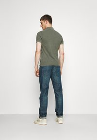 Schott - Polo shirt - sage kaki - 2