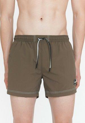 Swimming shorts - green