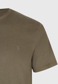 AllSaints - BRACE - Basic T-shirt - mint - 2