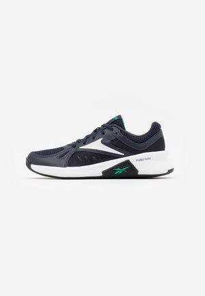 ADVANCED TRAINETTE - Chaussures d'entraînement et de fitness - power navy/true grey/court green