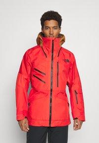 The North Face - BRIGANDINE FUTURELIGHT JACKET EVE - Ski jacket - flare/timbertan - 0