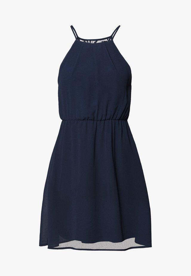 VIMICADA  SHORT  DRESS - Korte jurk - navy blazer