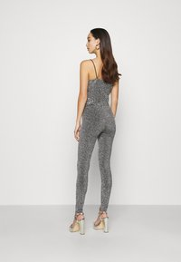 ONLY - ONLDONNA - Leggings - Trousers - dark grey - 2