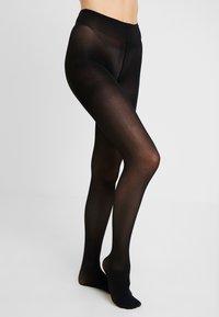 Swedish Stockings - NINA FISHBONE 40 DEN - Sukkahousut - black - 1