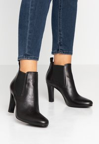 Bianca Di - High heeled ankle boots - nero - 0