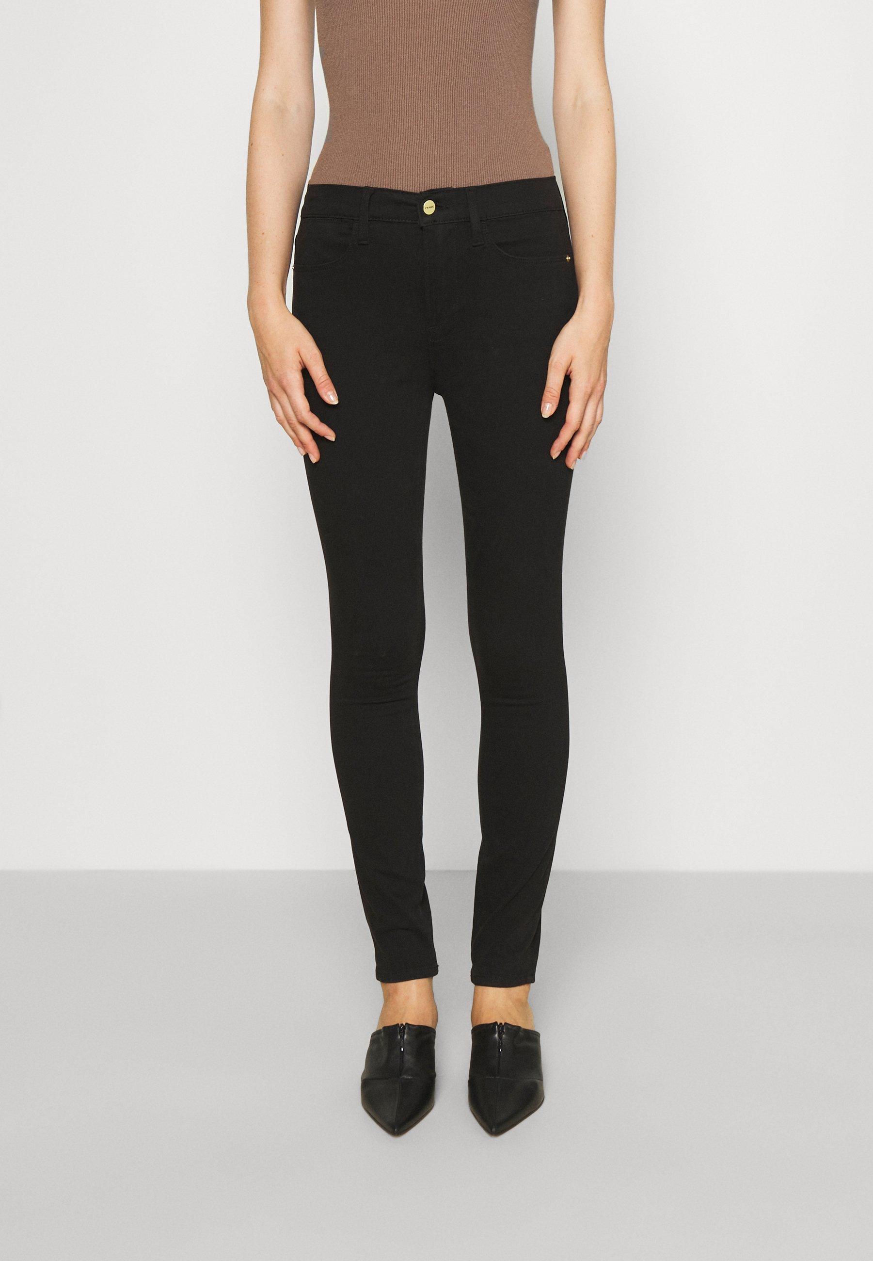 Women LE HIGH SKINNY - Jeans Skinny Fit