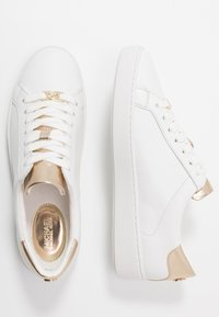 MICHAEL Michael Kors - IRVING - Sneakers laag - white - 3