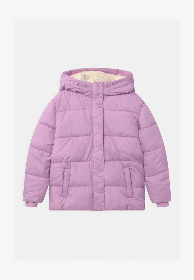 GIRL CLASSIC WARMEST - Winter jacket - purple rose