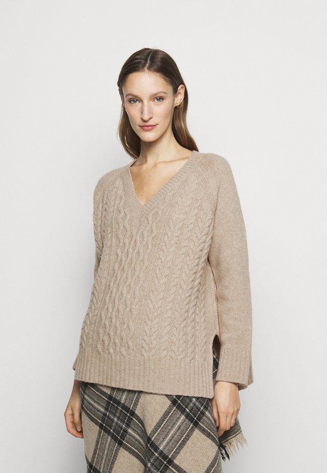 VIK - Pullover - beige