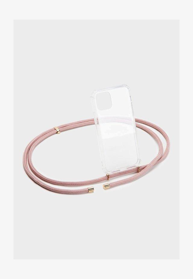 BASIC IPHONE 7/8 PLUS - Phone case - rose quartz/gold