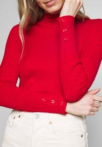 Esprit - Pullover - dark red - 5