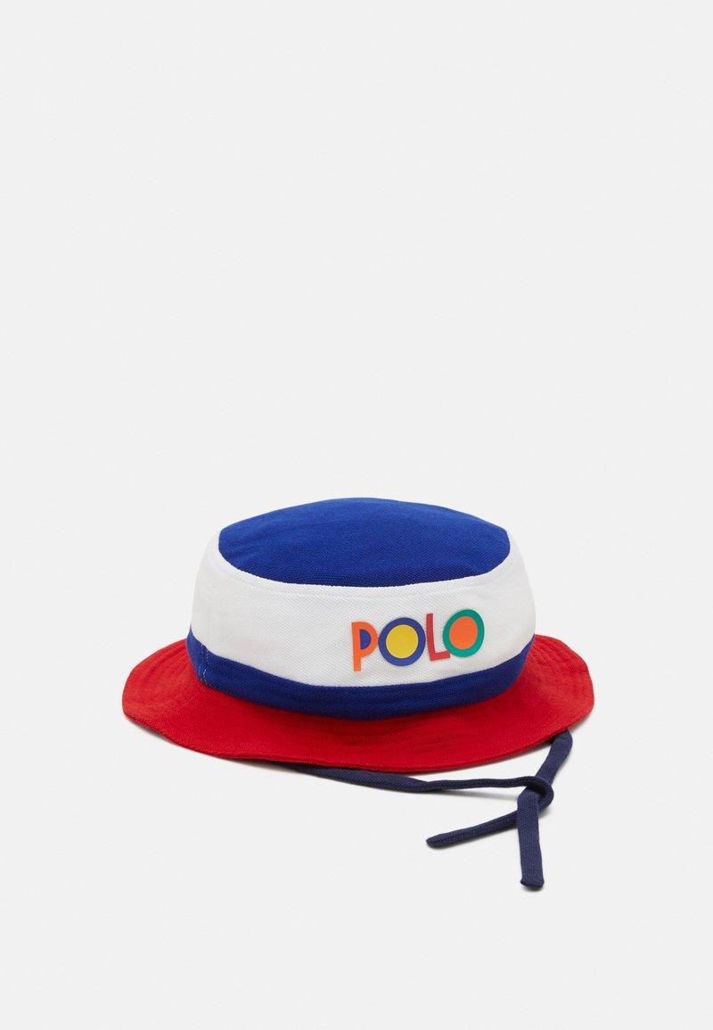Polo Ralph Lauren - BUCKET HAT HEADWEAR UNISEX - Hat - newport navy