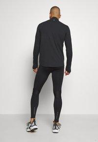 Endurance - TRANNY LONG - Leggings - black - 2