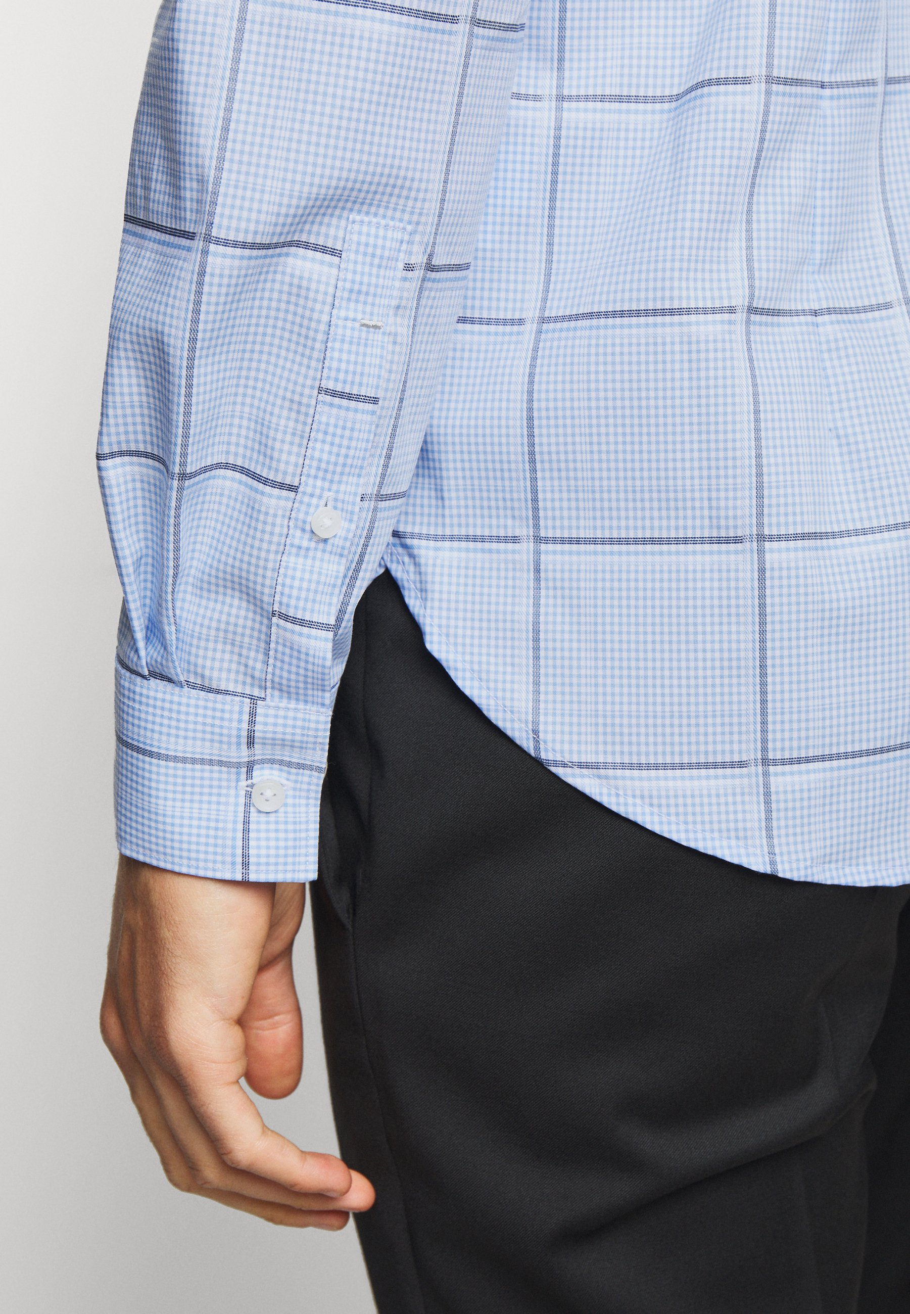 Homme CHECK EASY CARE SLIM  - Chemise classique