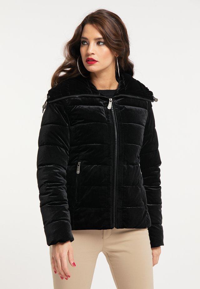 Vinterjakker - schwarz